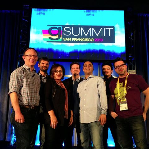 top influencers at GSummit SF 2013