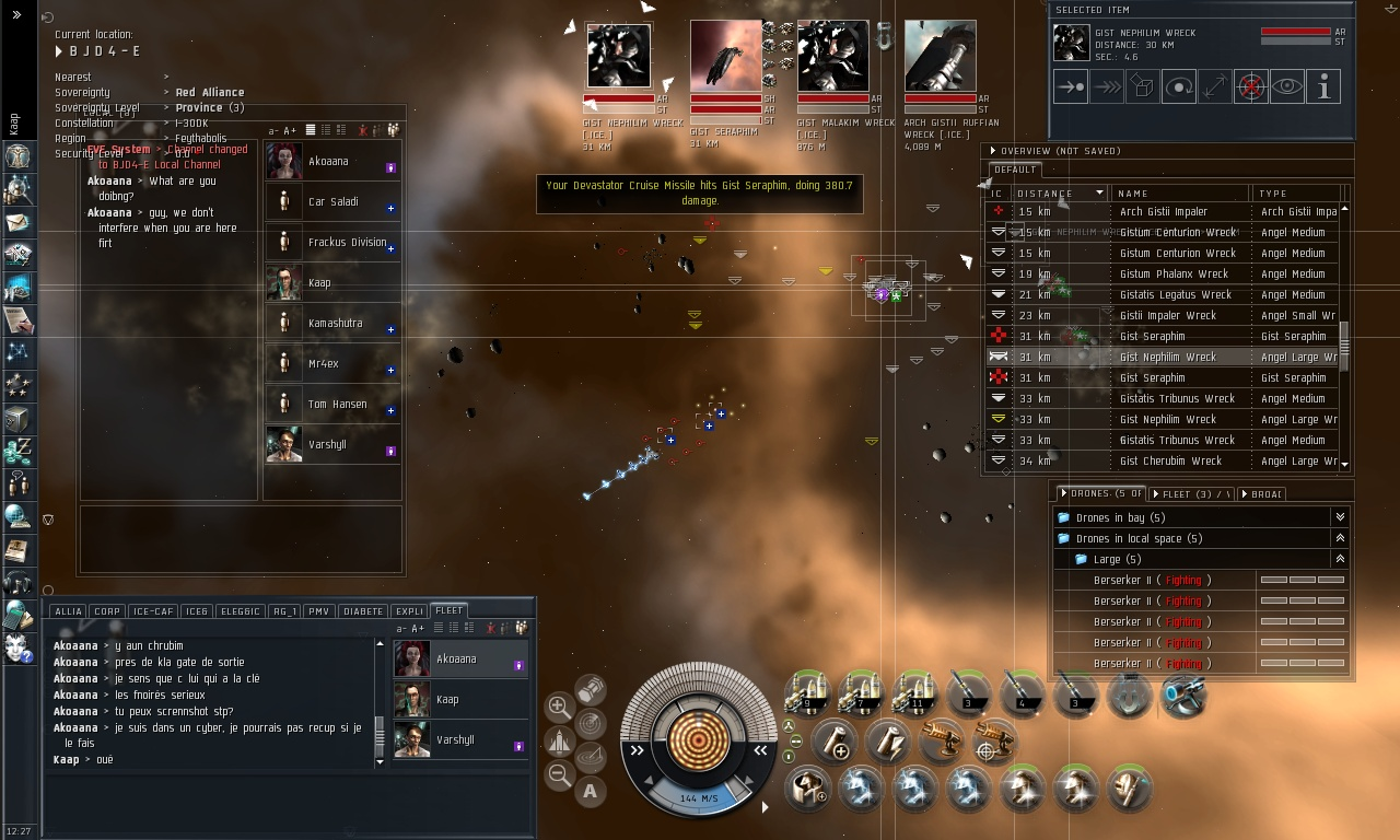 eve online learning