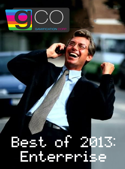 best of enterprise gamification 2013